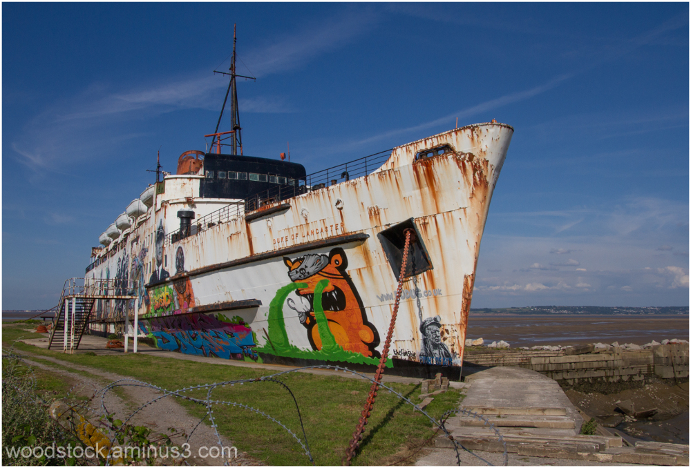 Duke Of Lancaster - River Dee, North East Wales