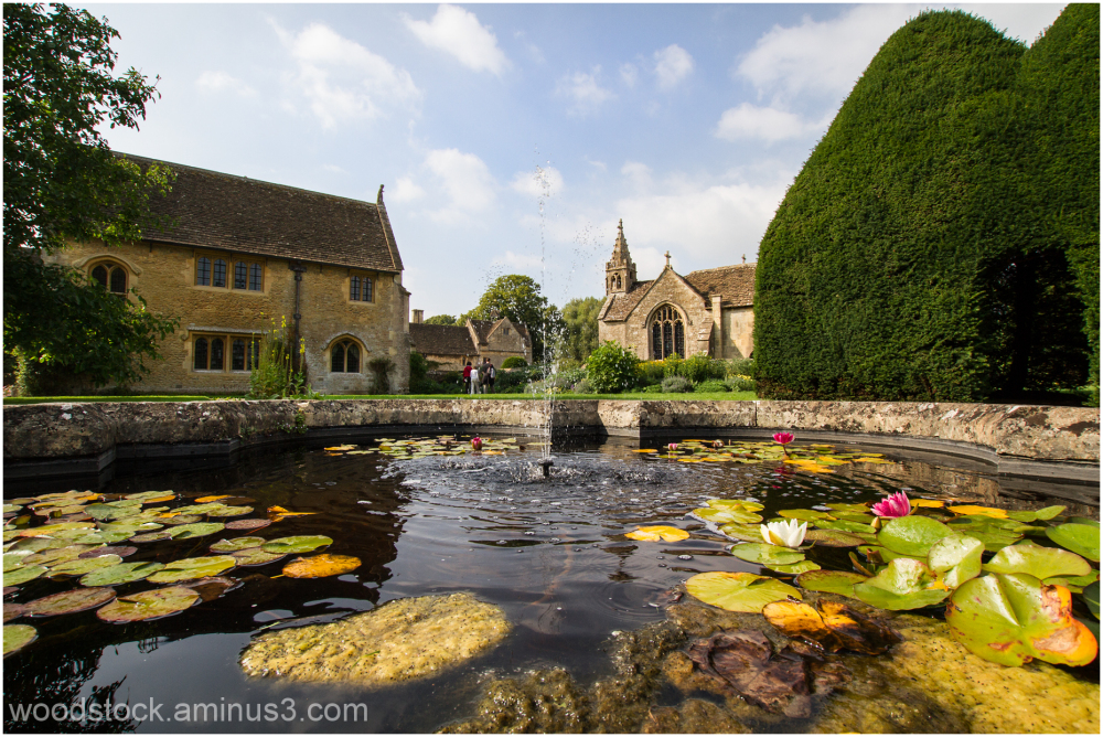 Great Chalfield Manor Wiltshire