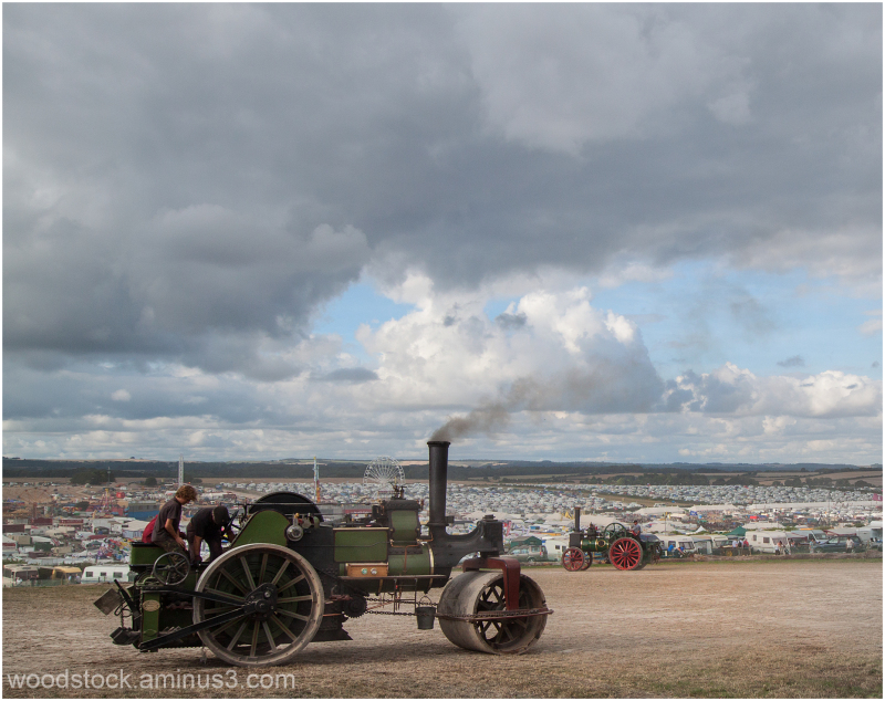 Blandford Steam Fair 2013