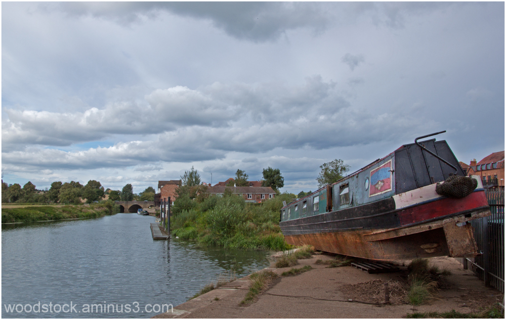 High and Dry After The Tewkesbury Floods