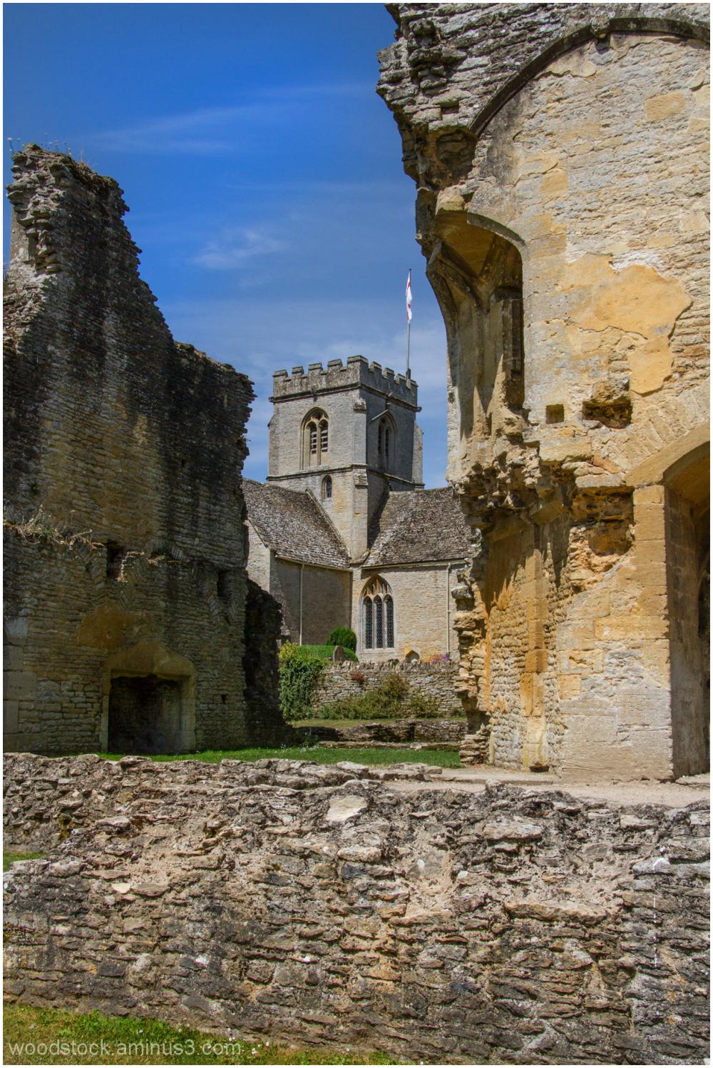 Minster Lovell Church Oxfordshire