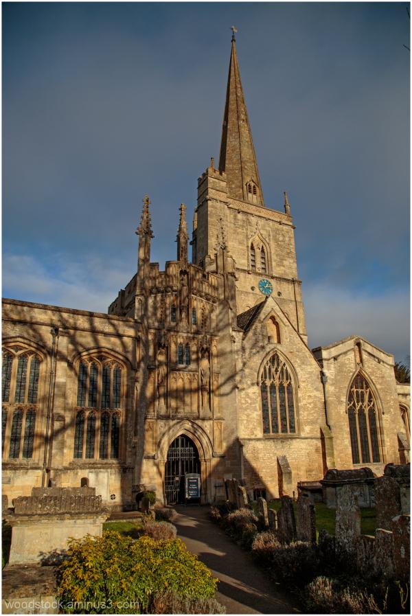 St John The Baptist Church Burford