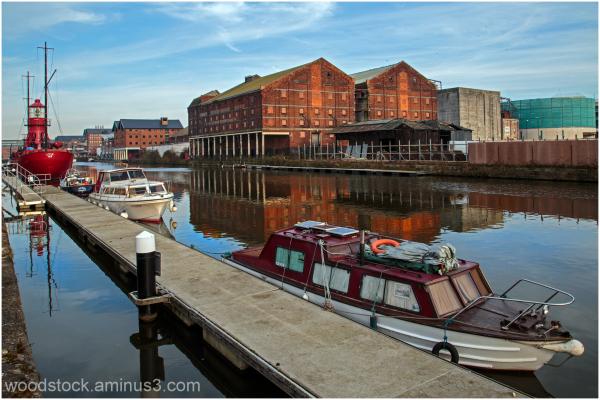 Glouceser Docks