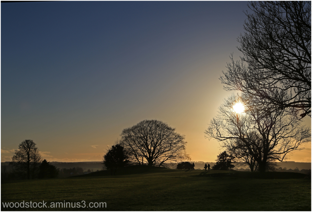 From Old Sarum - Wiltshire