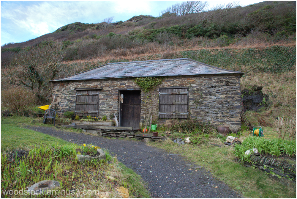 The Old Forge Boscastle