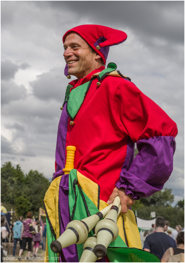 The Jester - Tewkesbury Festival