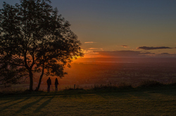 Sunset - Severn Vale