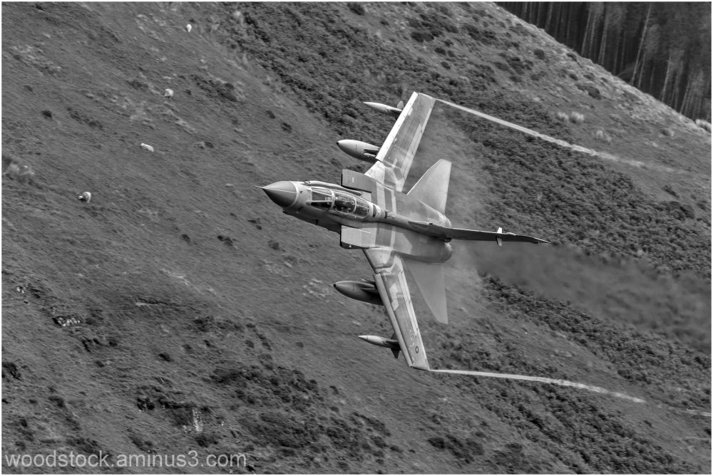 Mach Loop in Wales
