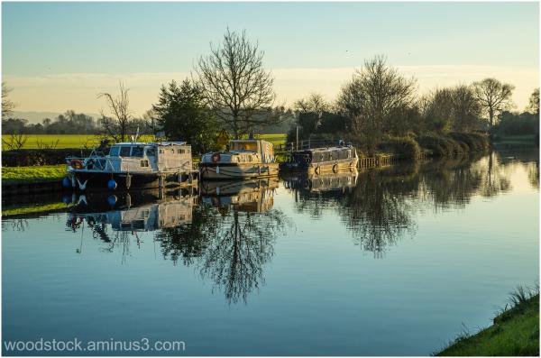 Gloucester/Sharpness Canal at Frampton