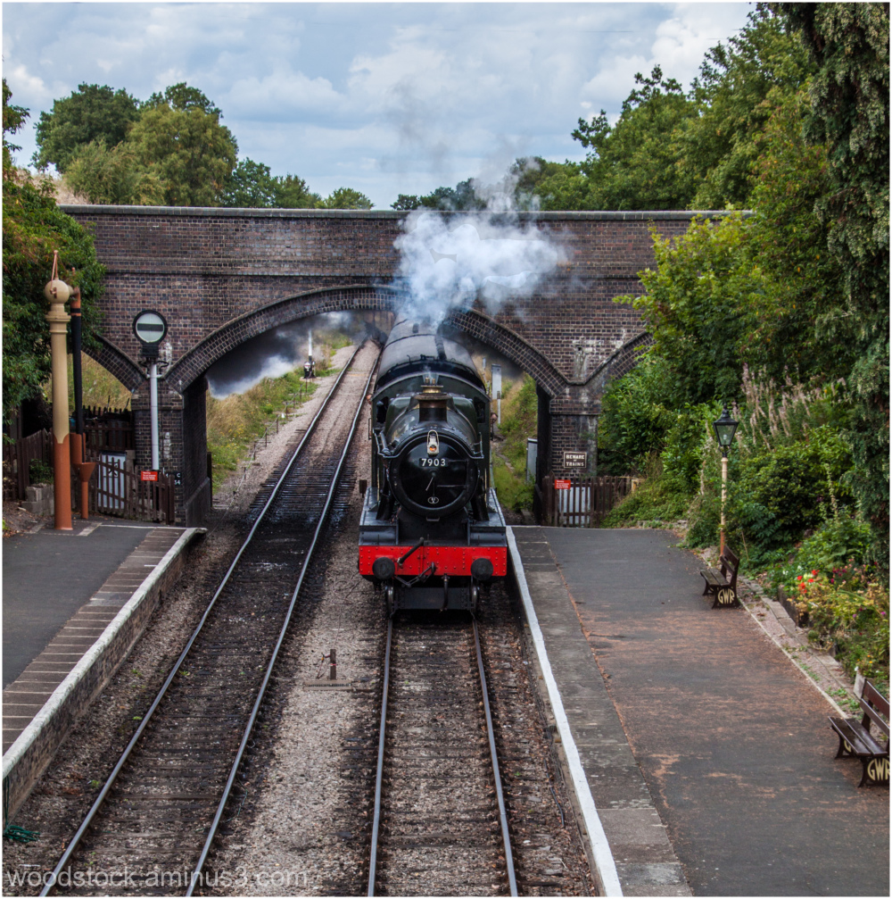 Toddington Station