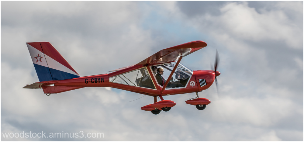 Kemble - Aeroprakt A22 Foxbat