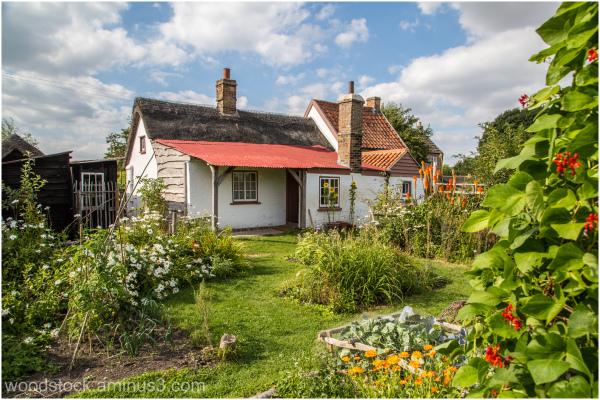 Wicken Fen Cottage