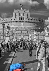Unromantic Rome