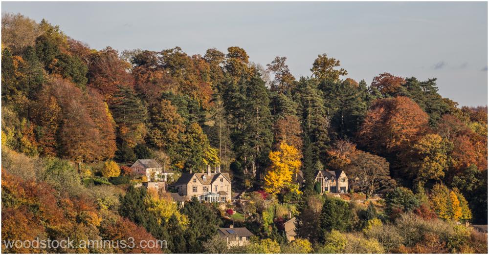 Autumn in Nailsworth