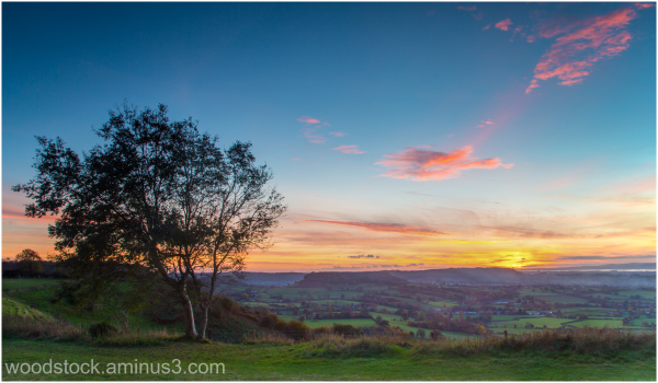 The View From Nympsfield