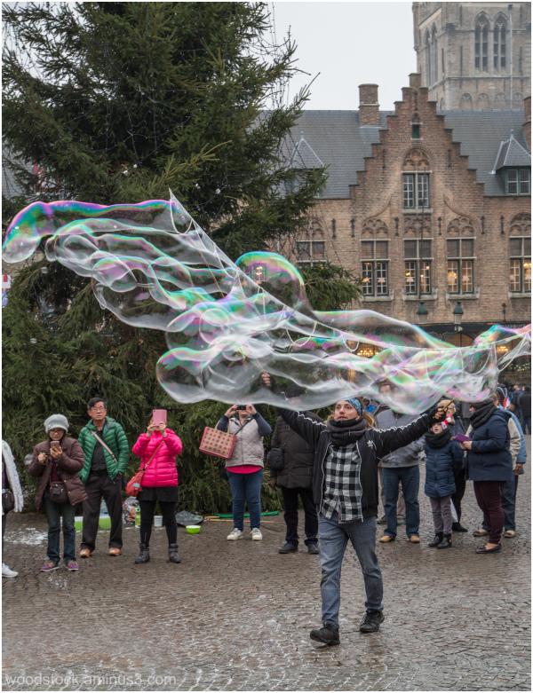 Don't Burst My Bubble !