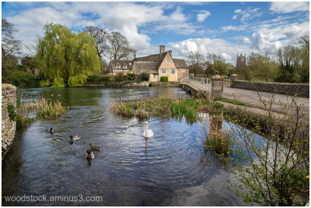 The Mill at Fairford