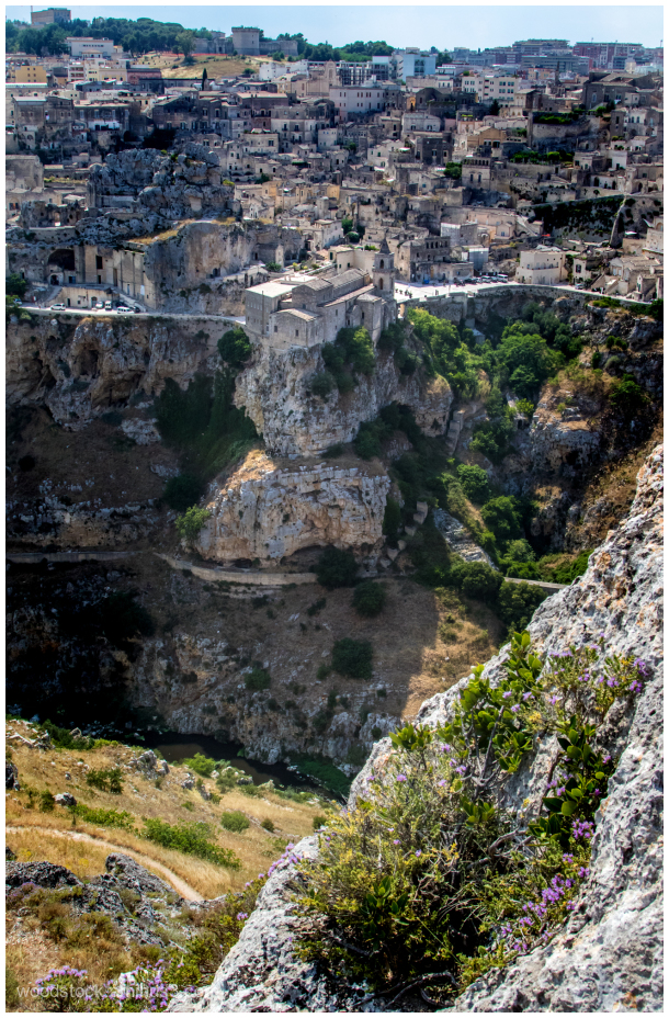 Matera, Puglia, Italy