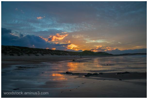 Dunstan Beach, Northumberland