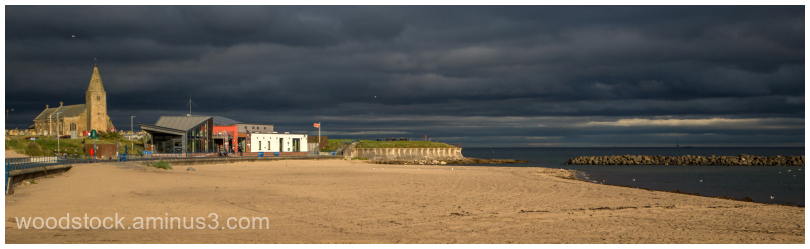 Amble, Northumberland