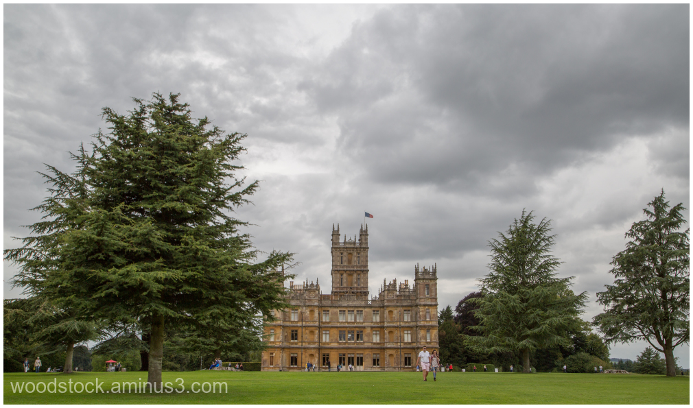 Highclere House (Downton Abbey)