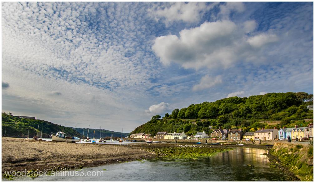 Fishguard, Wales