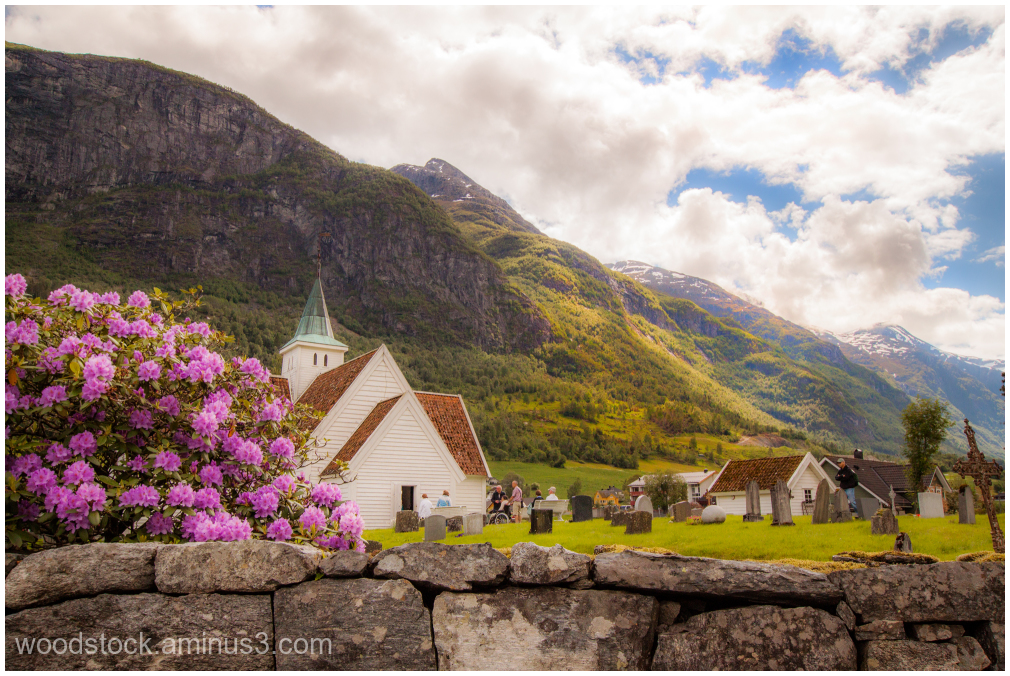 Olden Norway