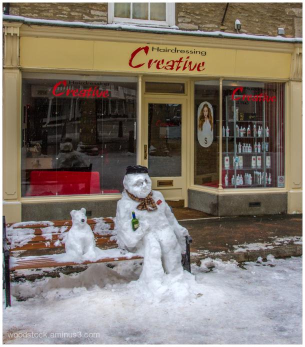Frozen - Tetbury Style