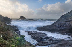 Trebarwith Cornwall