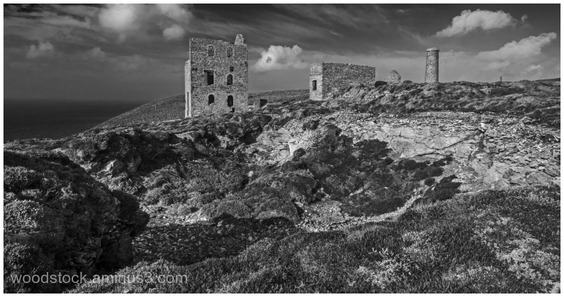 Wheal Coates, Cornwall