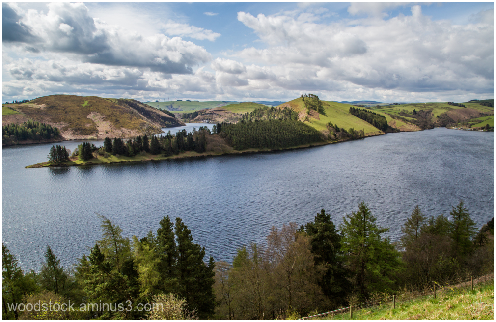 Reservoir Elan Valley