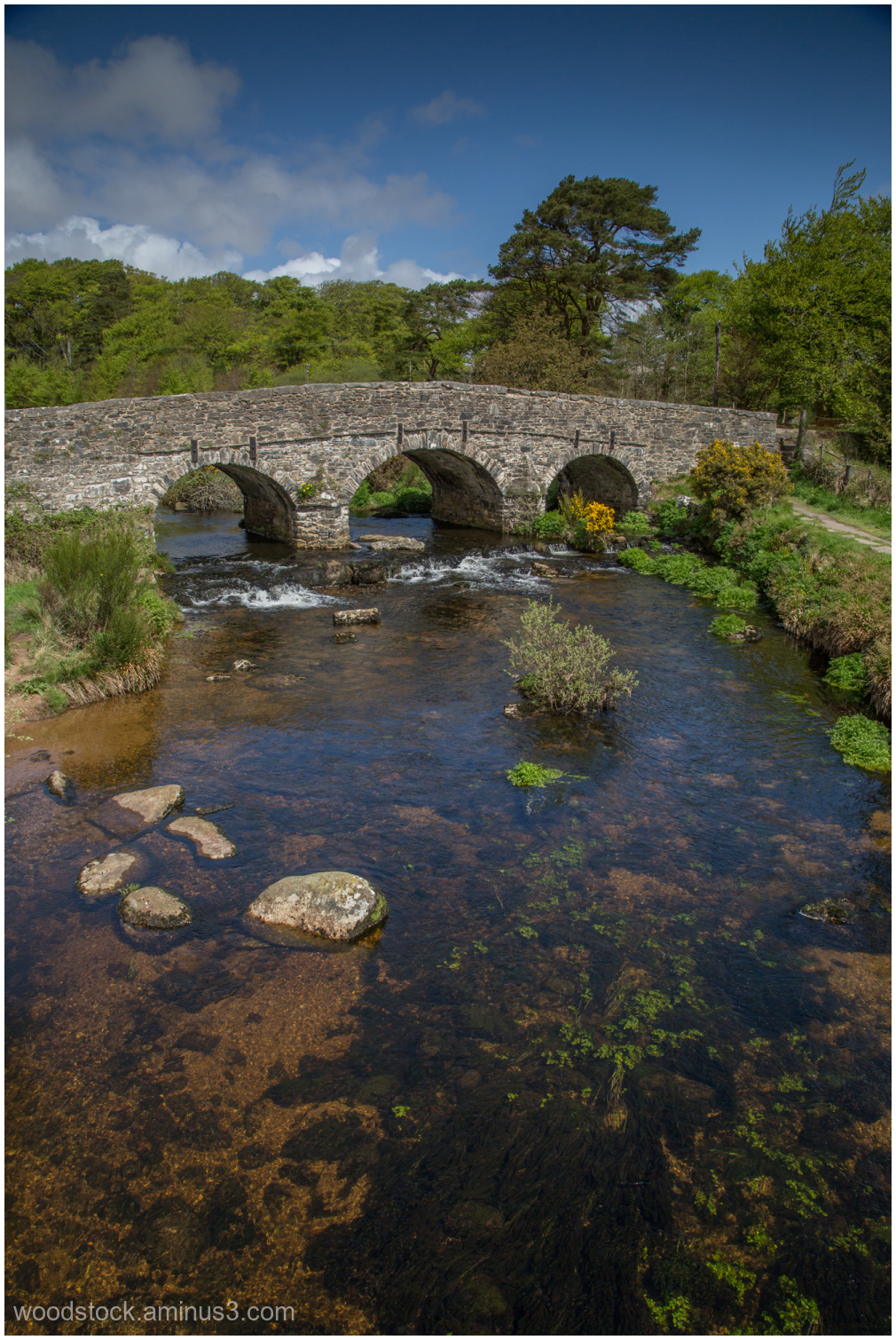 Post Bridge, Dartmoor