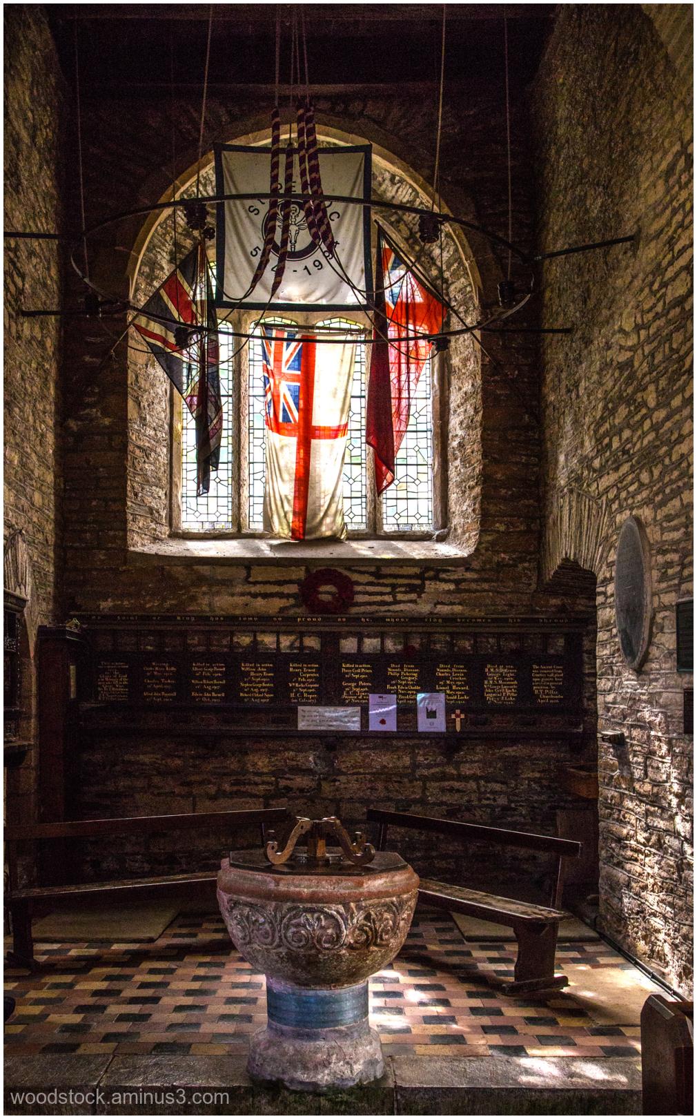 St Petrox Church Dartmouth