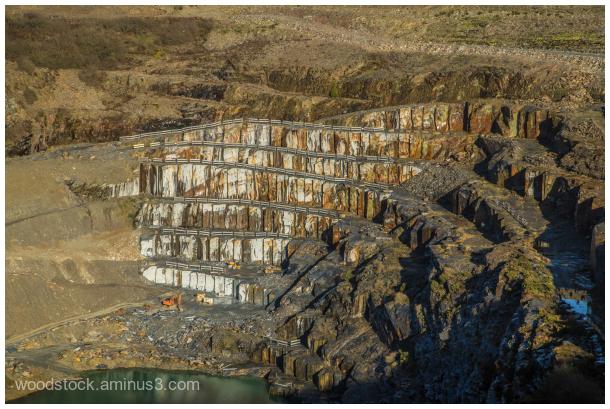 Dalabole Slate Quarry