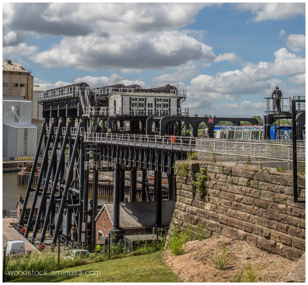 Anderton Boat Lift - Cheshire