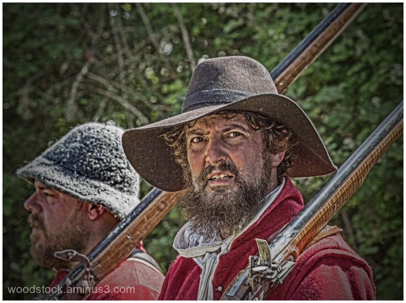 The Battle of Newbury