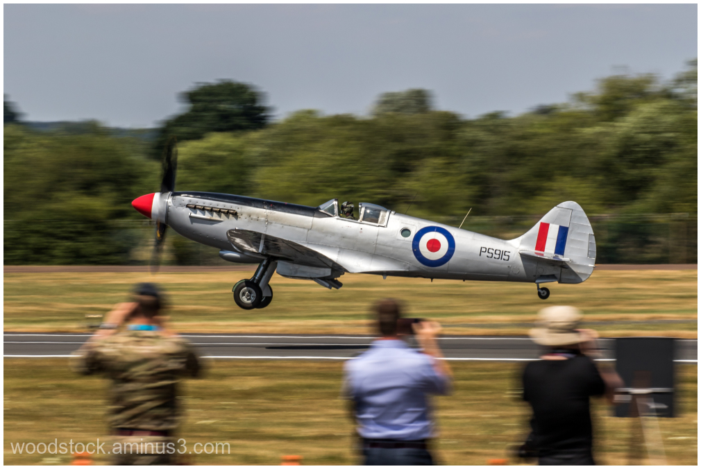 Spitfire RIAT Fairford 2018