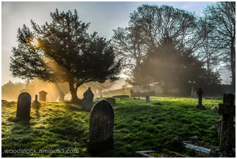 Avening Churchyard
