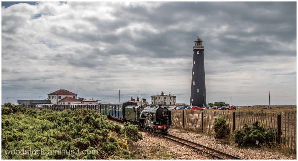 Romney Hythe and Dymchurch Railway