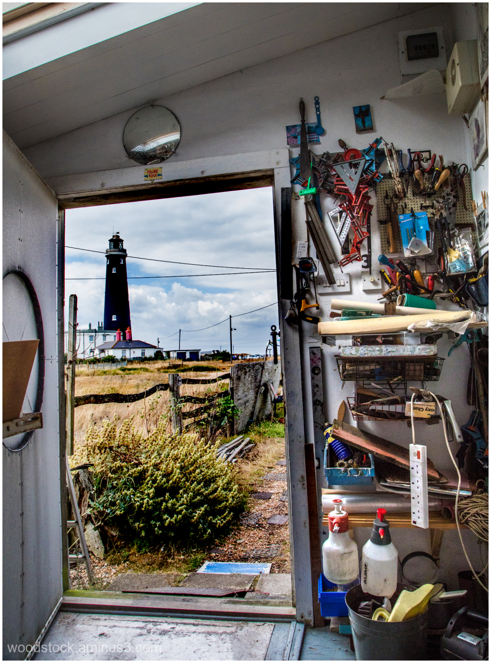 The Artist's Studio at Dungeness