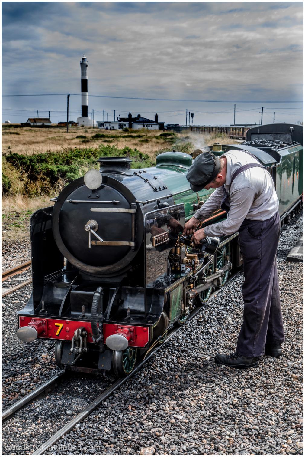 Romney Hythe and Dymchurch Railway