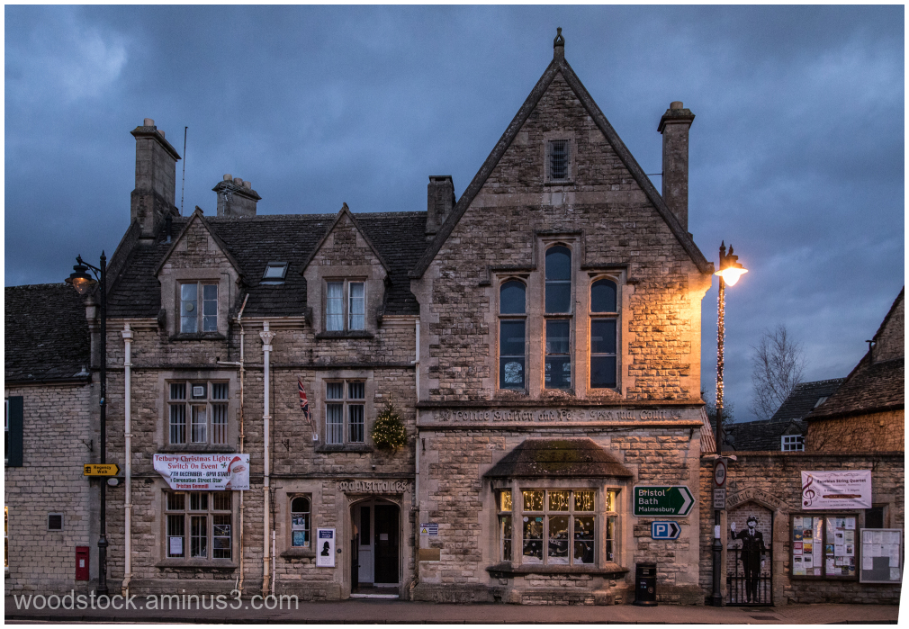 The Old Police Station Tetbury