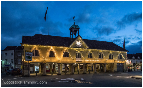 Tetbury Town Hall