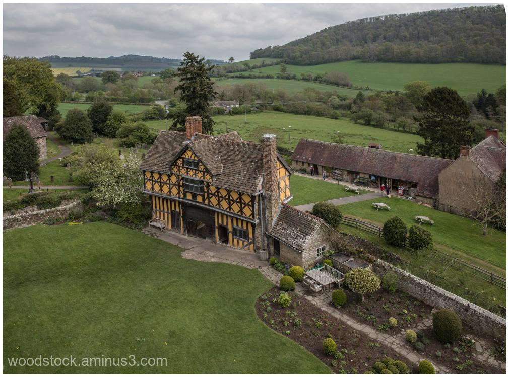 Stokeshay Castle