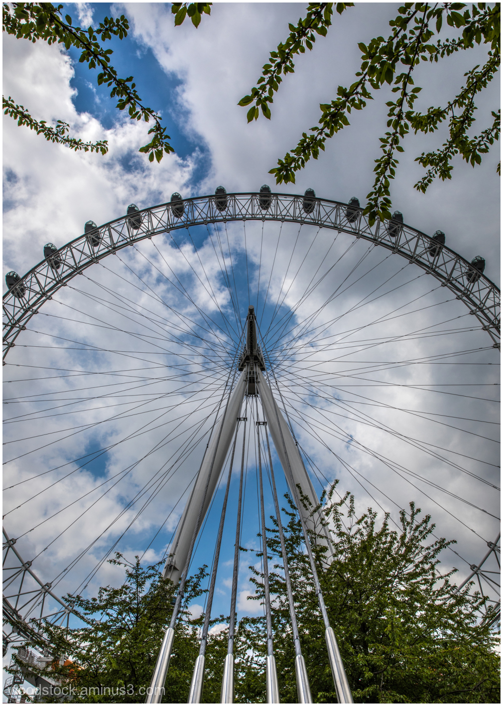 South Bank London Eye