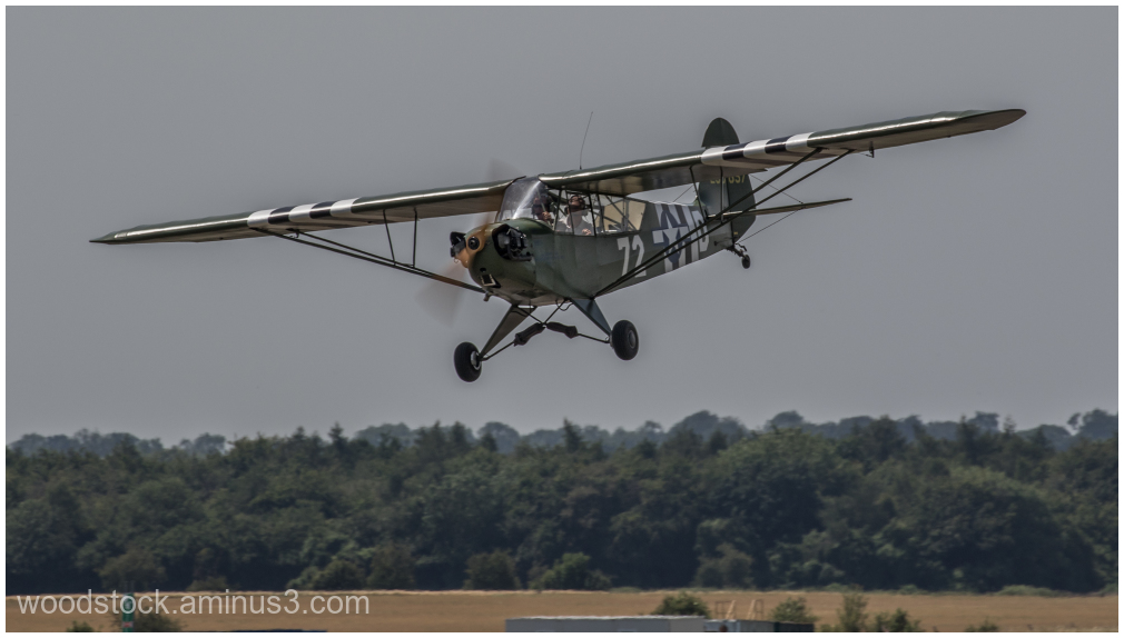 Vintage Fly In at Kemble
