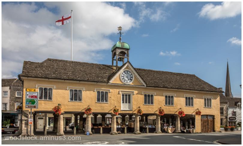 Market Hall, Tetbury