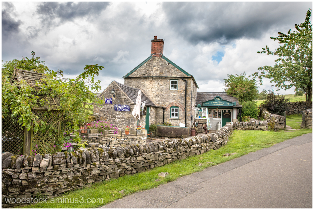 Village Stores at Tissington