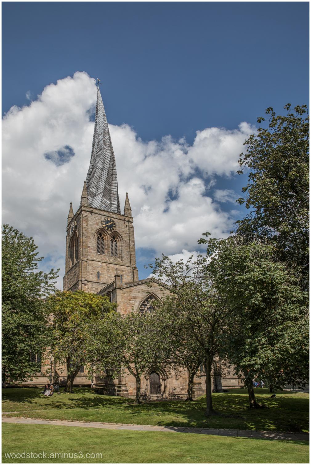 Chesterfield Parish Church