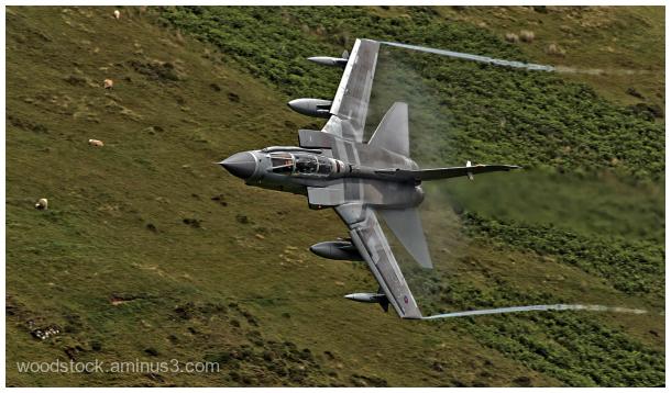 Mach Loop - Wales